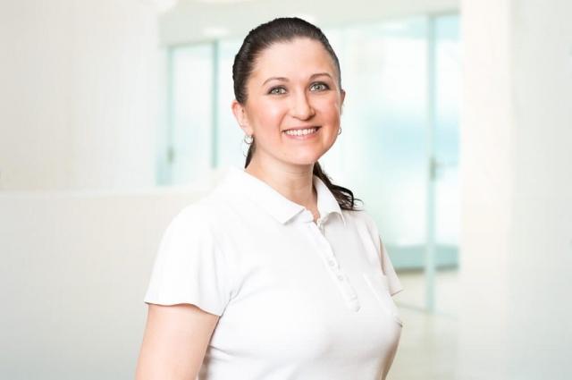 Katharina Hofmann – OP-Assistenz, Hygienebeauftragte